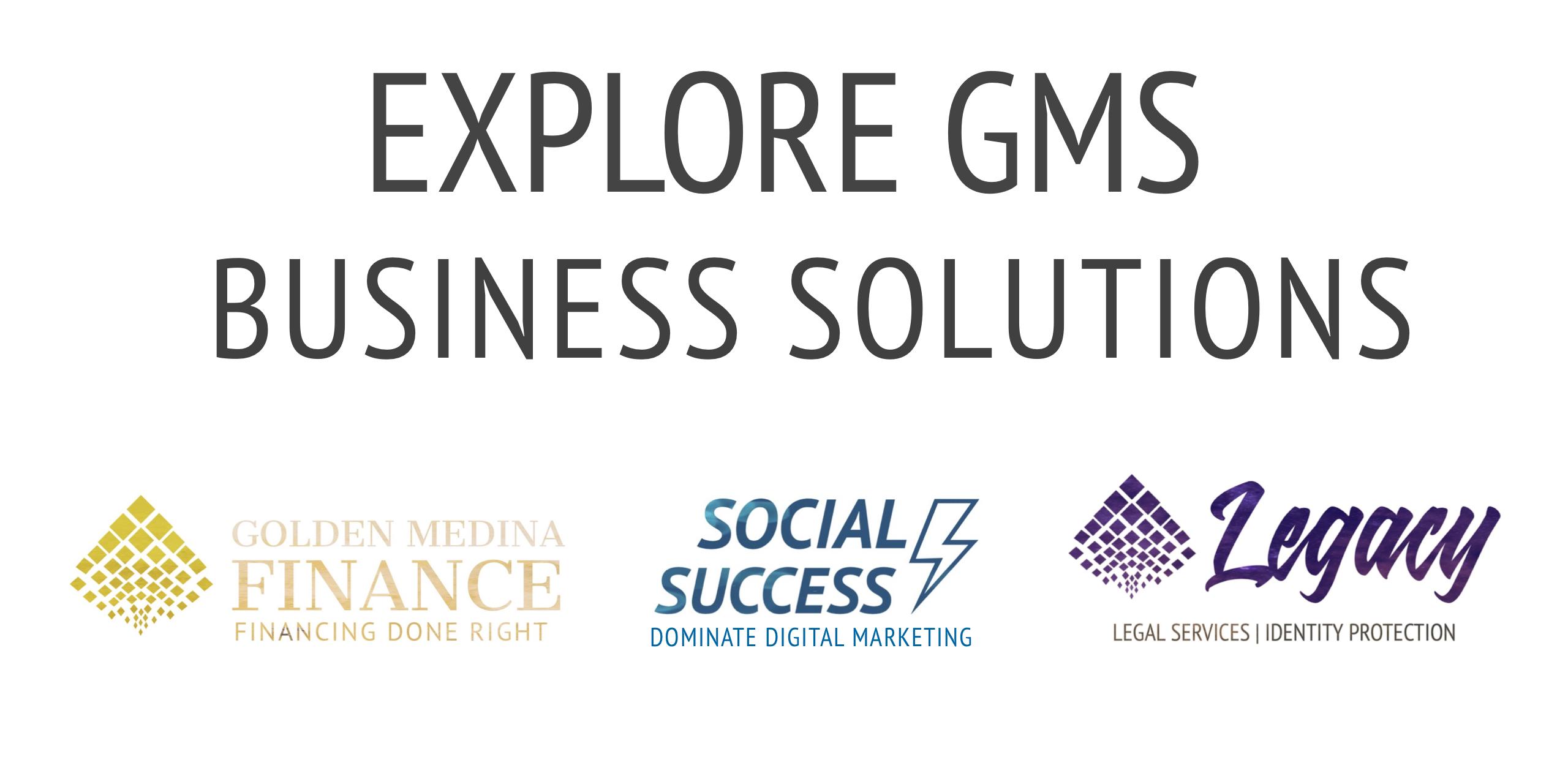 Explore GMS Business Solutions