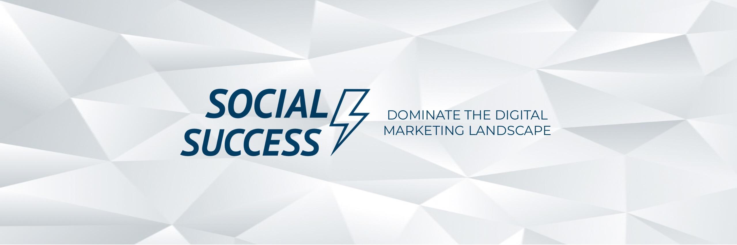 Social Success by Golden Medina Services AKA GMS